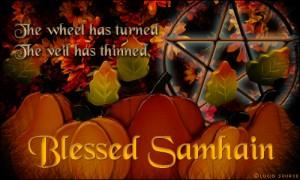 Festival of Samhain